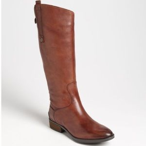 Sam Edelman Penny Boots in Brown
